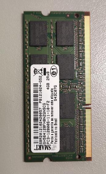 Memória Ddr3 4gb Para Notebook Dell Hp Etc