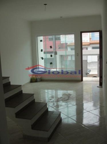 Venda Sobrado - Vila Pires - Gl36725