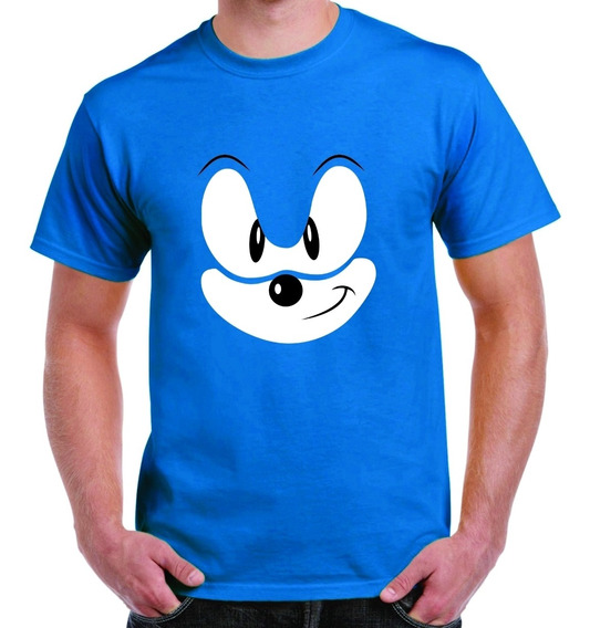 Playera Sonic