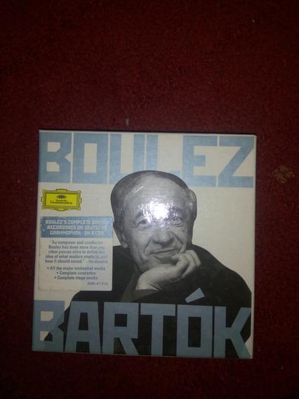 Bartok Box Set 8 Cds