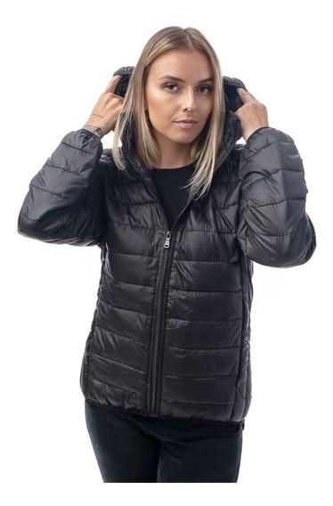 Jaqueta Feminina Casaco Inverno Moderna