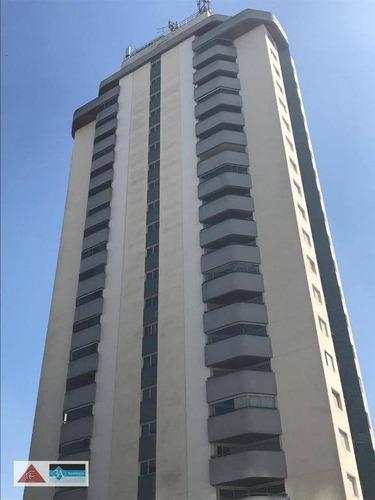 Imagem 1 de 21 de Apartamento Residencial À Venda, Tatuapé, São Paulo. - Ap5358