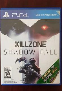 Killzone Shadow Fall Playstation 4 Usado Mejor Precio