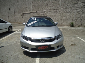 Honda Civic 2.0 Exr Flex Aut. 4p
