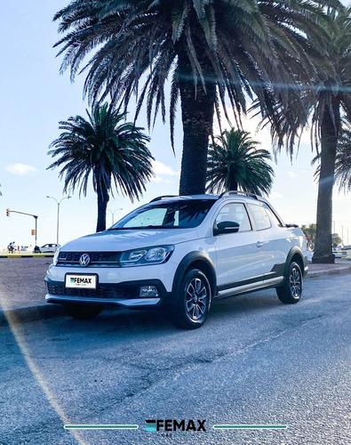 Volkswagen Saveiro 1.6 Cross Gp Cd 101cv - Oportunidad