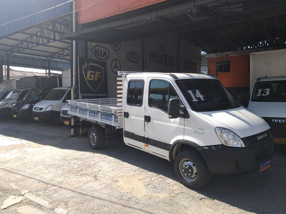 Iveco Daily 35s14 Cabine Dupla