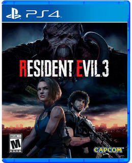 ..:: Resident Evil 3 Remake ::.. Para Ps4 Disponible Ya