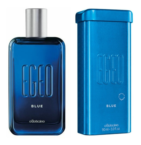 Egeo Blue Do Boticário Masculino Original 90 Ml