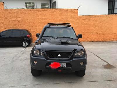 Mitsubishi L200 2.5 Outdoor Gls Cab. Dupla 4x4 4p 2010