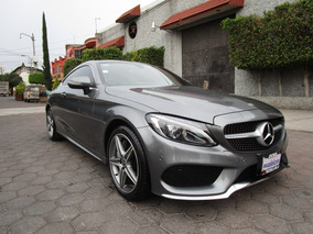 Mercedes-benz Clase C 2p C250 Coupe,cgi,ta,gps,2.0t,ra18