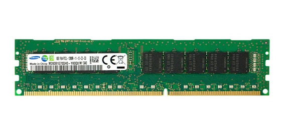Memoria Samsung 8gb Ddr3 Ecc 12800r 1600mhz 1rx4