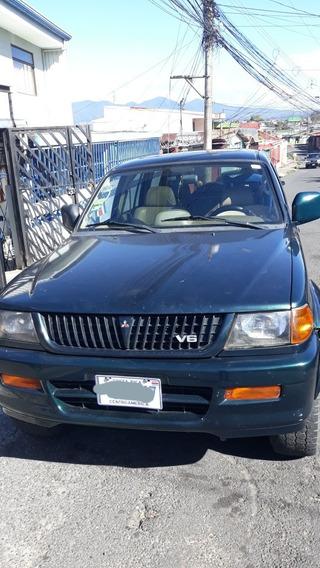 Mitsubishi Montero Montero Sport 4x4
