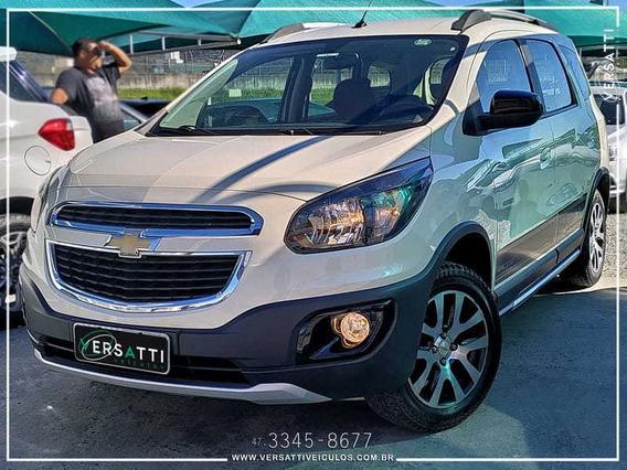 Chevrolet Spin 1.8 Activ 8v Flex 4p Aut 2015