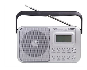 Rádio Relógio Alarme Sintonia Digital Am Fm Ondas Curtas