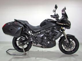 Kawasaki Versys Tourer 2012 Preta