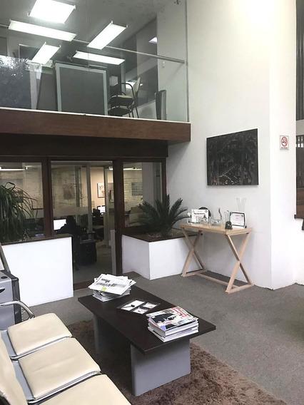 Pedregal, Oficinas Con Uso De Suelo Y Hermosa Casa