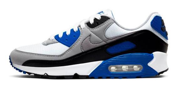 Zapatillas Nike Air Max 90 Hombre Tienda Oficial Grid 6589