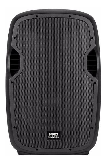 Caixa Amplificada Ativa 15 Bt/usb/radio/ 800w Probass - Nf