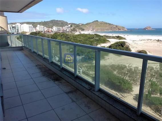 Apartamento Para Venda Em Arraial Do Cabo, Praia Grande, 3 Dormitórios, 1 Suíte, 1 Banheiro, 2 Vagas - Apart271