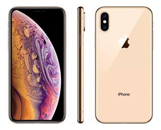 iPhone Xs 256gb Dourado Apple Novo Na Caixa Lacrado