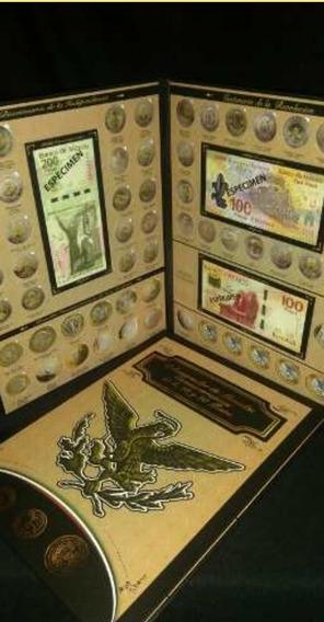 Album Aguila Para Monedas Conmemorativas De 5 10 Y 20 Envio