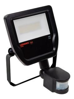 Proyector Reflector Led Osram 20w Frío C/ Sensor Mov - E. A.