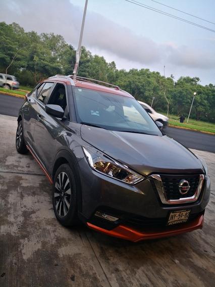 Nissan Kicks 1.6 Bitono At Cvt 2018
