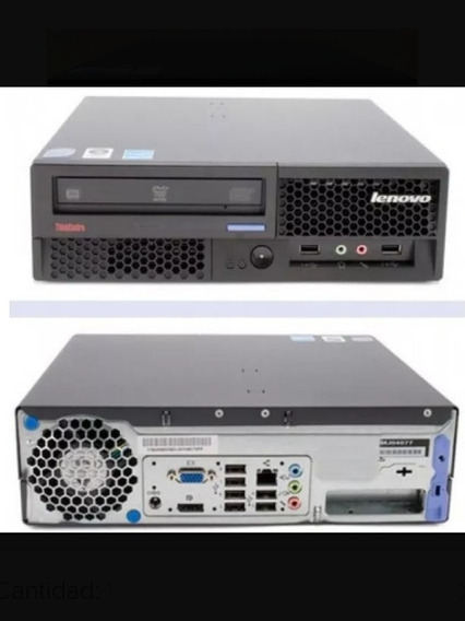 Cpu Lenovo Dual Core/core Duo Ram 2 Gb Hdd 160 Gb