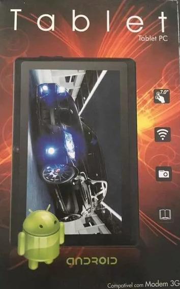 Tablet Mit Tela 7´ Ips, Touch Quebrado
