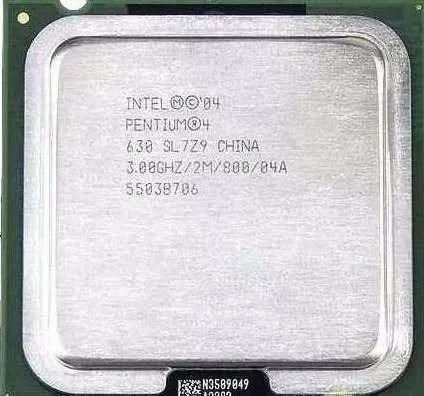 Processador Intel Pentium 4 3.0 Ghz Lga 775 Testado 100 %