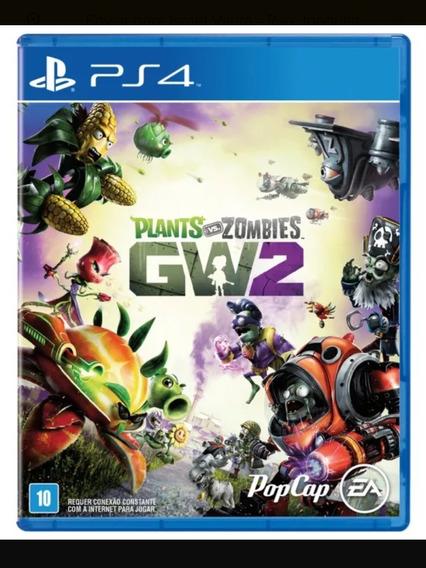 Plants Vs. Zombies Garden Warfare 2 Para Ps4