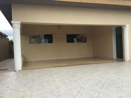 Casa Residencial Para Venda E Locação, City Ribeirão, Ribeirão Preto. - Ca0004