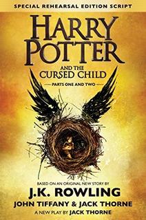 Harry Potter Y El Niño Maldito, Partes 1 Y 2, Guión Espec
