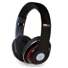 Fone De Ouvido Bluetooth Com Microfone Hardline Tm-10 Rádio