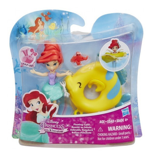 Disney Princesas - Adorable Flotadoras Ariel (1434)