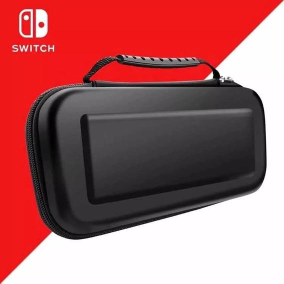 Case Capa Estojo Rigida Proteção Premium Nintendo Switch