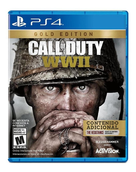 Call Of Duty Wwii Gold Edition - Ps4