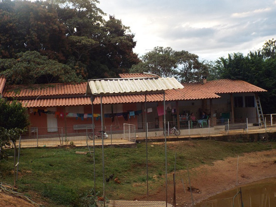 Sítio Com 5 Quartos Para Comprar No Córrego Frio Em Santa Luzia/mg - 634
