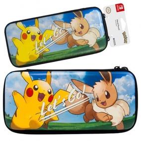 Case Nintendo Switch Pokemon Let