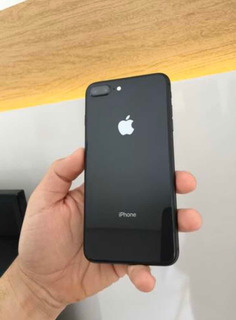 iPhone 8 Plus 64gb Cinza Spacial