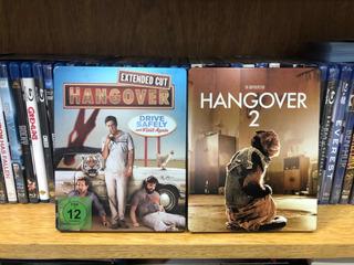 Blu Ray Hangover Steelbook 1&2 Cine3dmania Local En Belgrano