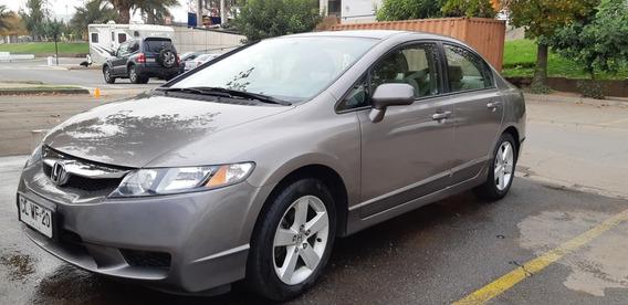 Honda Civic Lx 1.8 Automatico Full