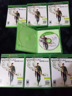Quantum Break, Xbox One, Fisico, No Es Dercarga.