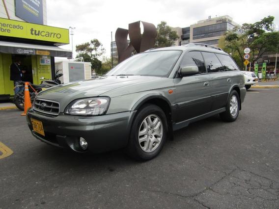 Subaru Outback 2.5 Awd 4x4