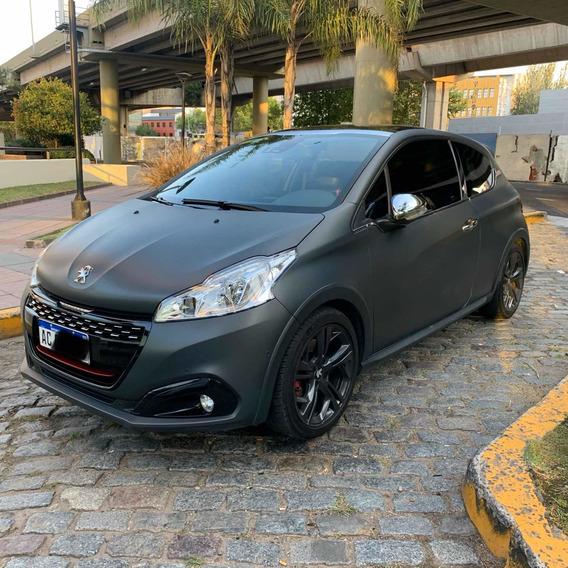 Peugeot 208 1.6 Gti Madero Motors 2017