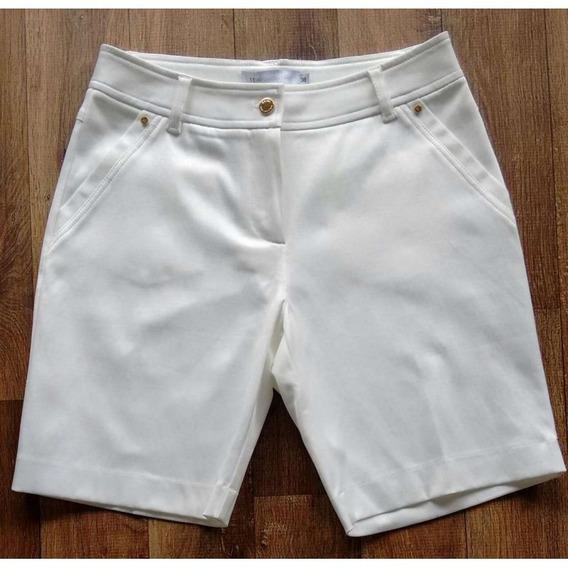 Bermuda Seiki 660066 - Branco - Delabela Calçados
