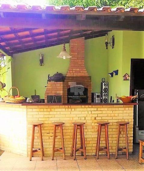 Maravilhosa Casa 4 Quartos, 3 Vagas Em Condominio Fechado - Pendotiba - Ca0041