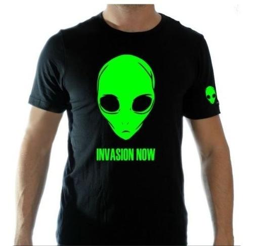 Alien Camiseta Estampada