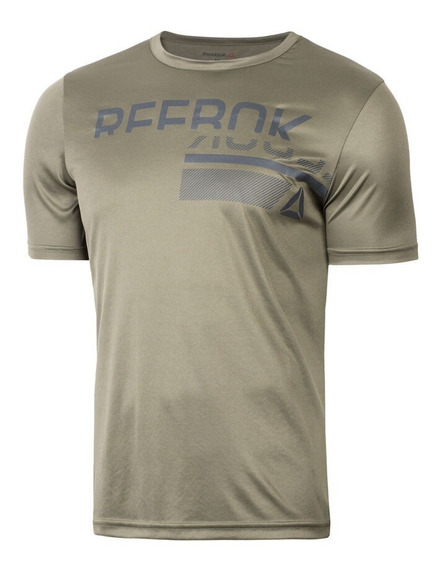 Camiseta Reebok Wor Tech Graphic