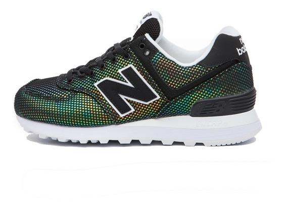 Zapatillas New Balance Wl574uba Mujer